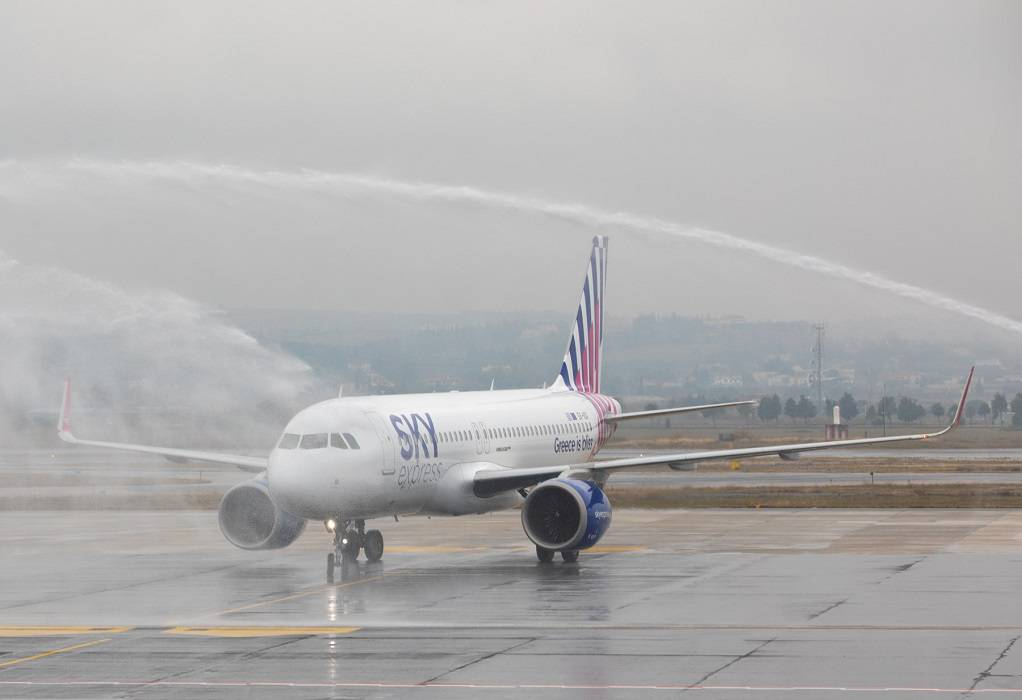 SKY express: Επένδυση 200 εκατ. ευρώ για 6 νέα ATR 72-600