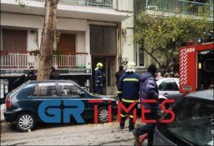 Θεσσαλονίκη: Φωτιά σε διαμέρισμα – Συναγερμός στην Πυροσβεστική (ΦΩΤΟ-VIDEO)