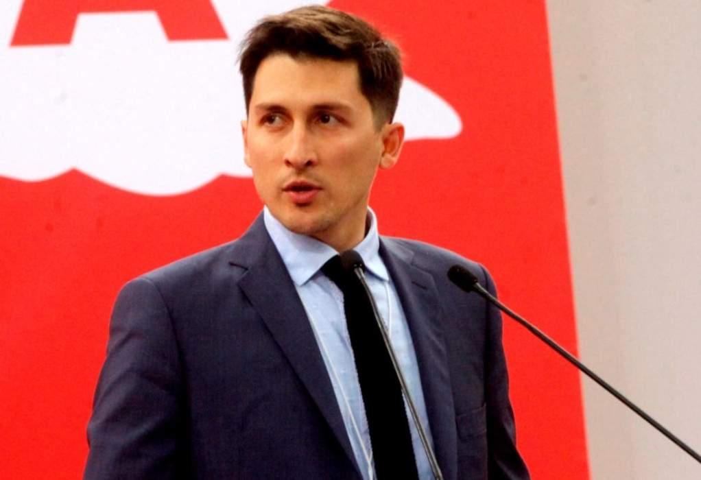 Χρηστίδης: Οι διαφωνίες εντός της ΝΔ δεν επιτρέπουν τη διαμόρφωση κοινής εθνικής γραμμής