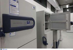 Κορωνοϊός: Αυτά είναι τα ψυγεία για τα εμβόλια (ΦΩΤΟ)