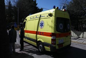 Χαλκιδική: Τροχαίο δυστύχημα με έναν νεκρό