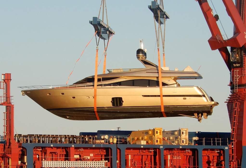 Η Linergents Shipping εκπρόσωπος της Peters& May Ltd