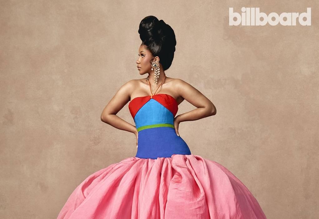 Billboard: «Γυναίκα της Χρονιάς» η Cardi B