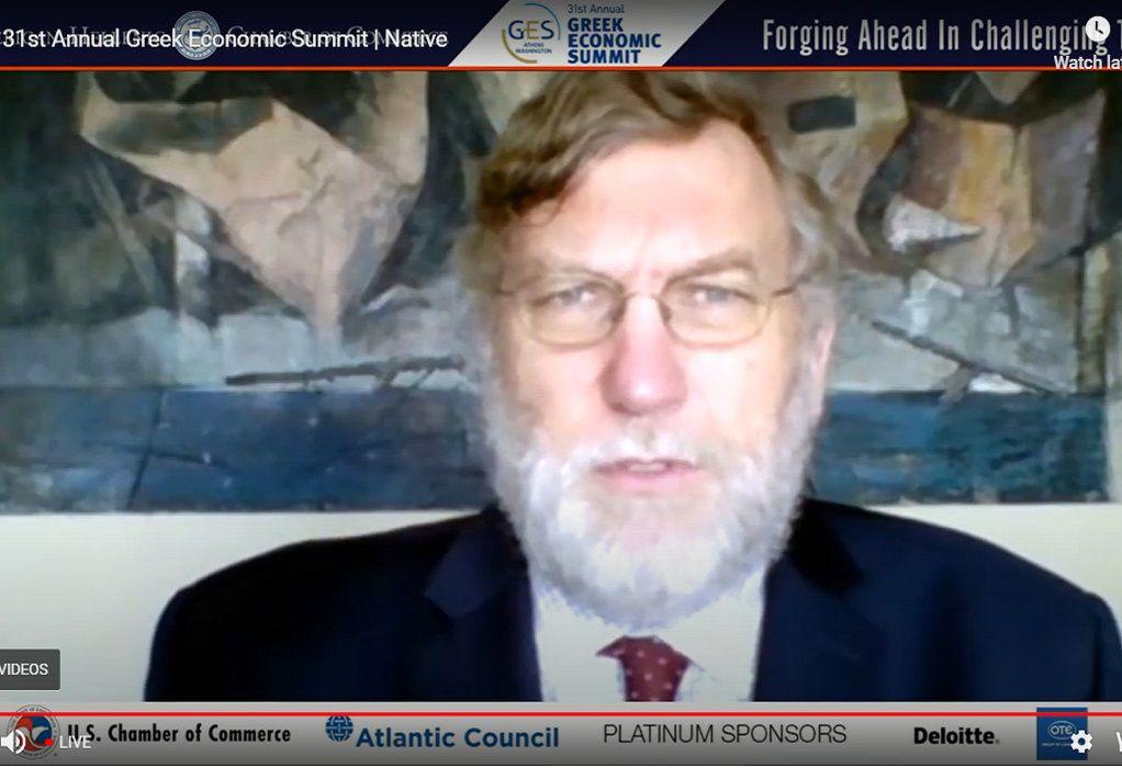 McCarry: Γιατί το αμερικανικό DFC επενδύει στην Ελλάδα