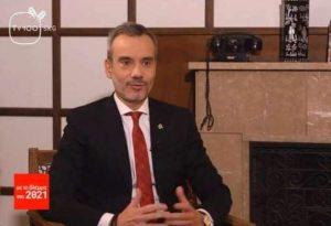 Ζέρβας: Ξανά υποψήφιος για το Δήμο στις εκλογές του 2023