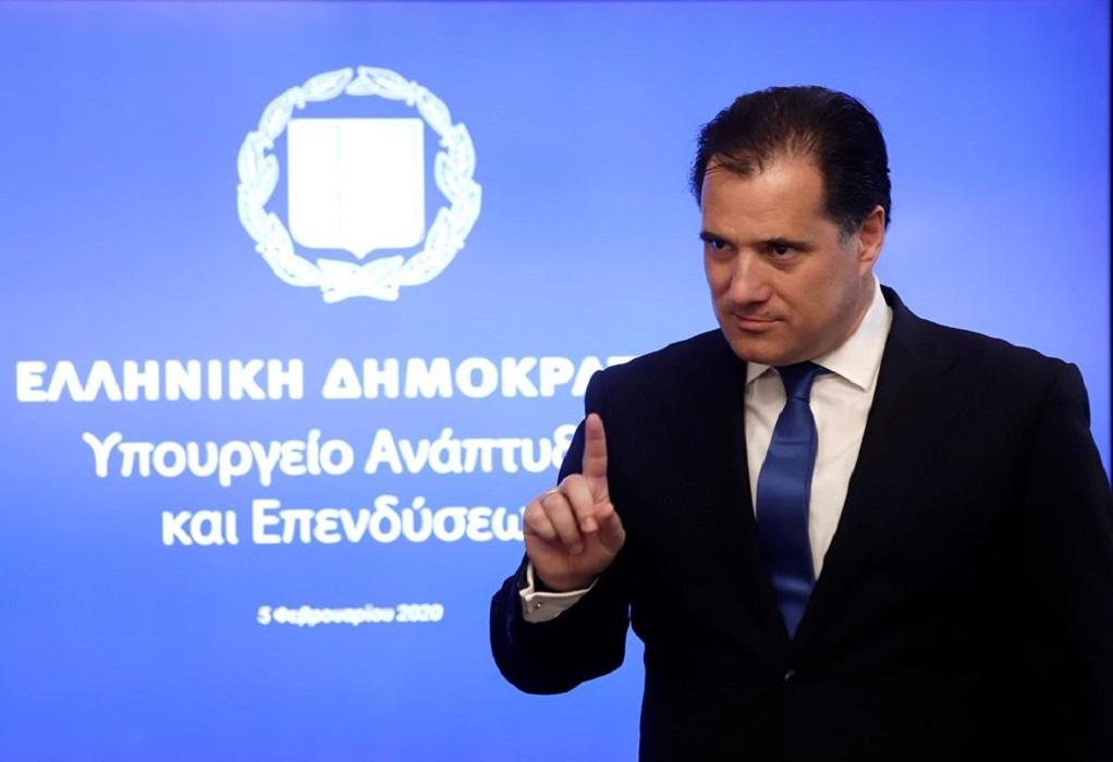Γεωργιάδης: Δεν μπορούμε να δεχθούμε Κούρτοβικ-Κουφοντίνας να απειλούν τη δημοκρατία