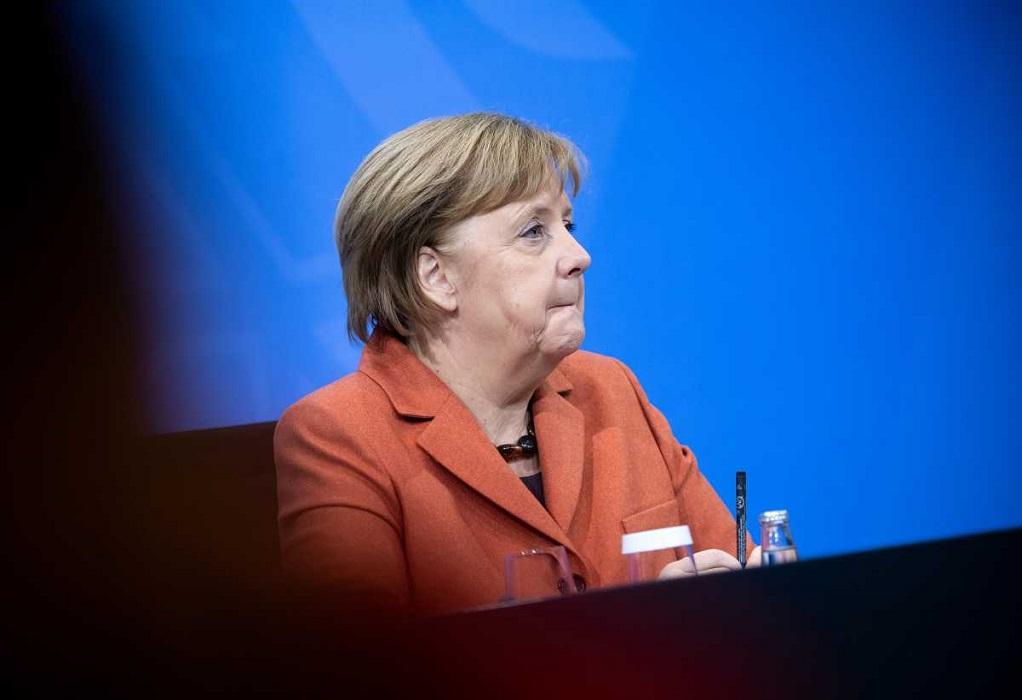Μέρκελ: Αναγκαία η αλλαγή στη νομοθεσία για τα μεταδοτικά νοσήματα