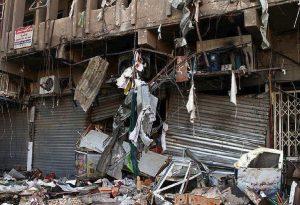 Έκρηξη σε πολυσύχναστη αγορά της Βαγδάτης με επτά νεκρούς