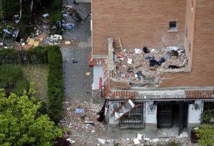 Μαδρίτη: Στους τέσσερις οι νεκροί από τη χθεσινή έκρηξη