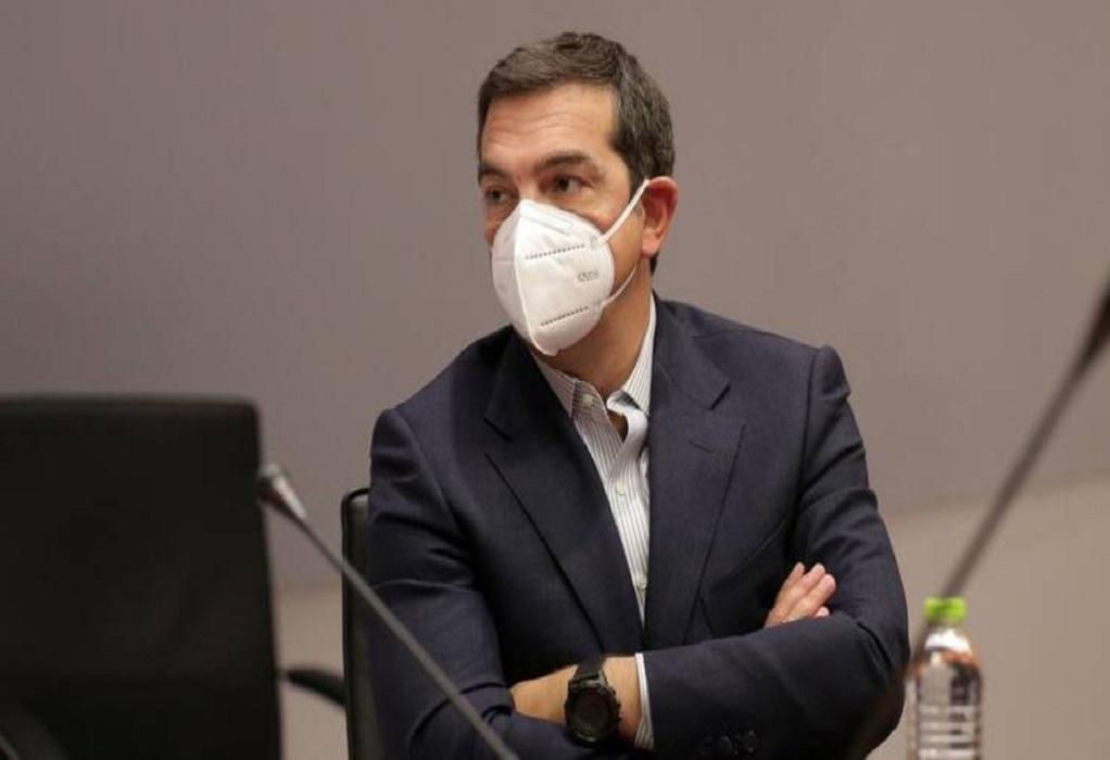 """Αλ. Τσίπρας: """"Η ραγδαία κυβερνητική φθορά του τελευταίου μήνα μπορεί να οδηγήσει σε πολιτικές εξελίξεις"""""""