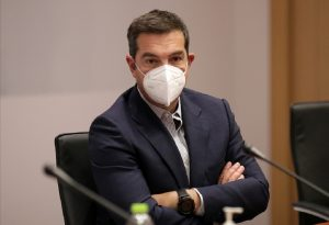 Τσίπρας: Χωρίς μέτρα στήριξης έρχονται λουκέτα στο λιανεμπόριο