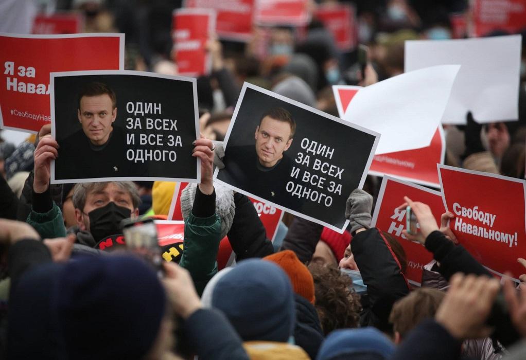 Ρωσία: Έρχονται νέες διαδηλώσεις για τον Ναβάλνι