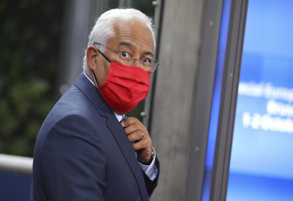 Κόστα: Σε «τρομακτική» φάση της πανδημίας η Πορτογαλία
