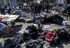 Τουλάχιστον 28 νεκροί και δεκάδες τραυματίες στη Βαγδάτη