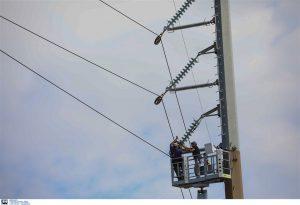 Διακοπές ρεύματος στην ανατολική Θεσσαλονίκη λόγω της κακοκαιρίας
