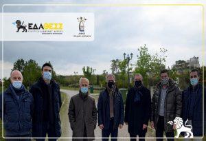 ΕΔΑ ΘΕΣΣ: Έργο ενίσχυσης και αναβάθμισης στους δήμους Πυλαίας-Χορτιάτη και Θέρμης