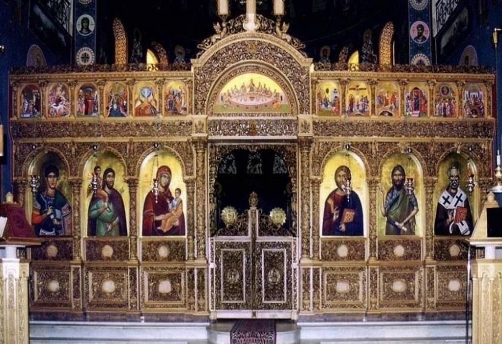 Λειτουργία όλων των ναών τη Μεγάλη Εβδομάδα ζητά η Εκκλησία