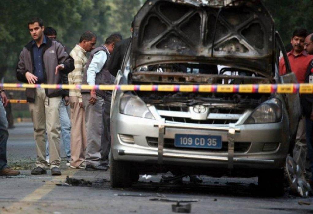 Ινδία: Έκρηξη μπροστά στην πρεσβεία του Ισραήλ στο Νέο Δελχί