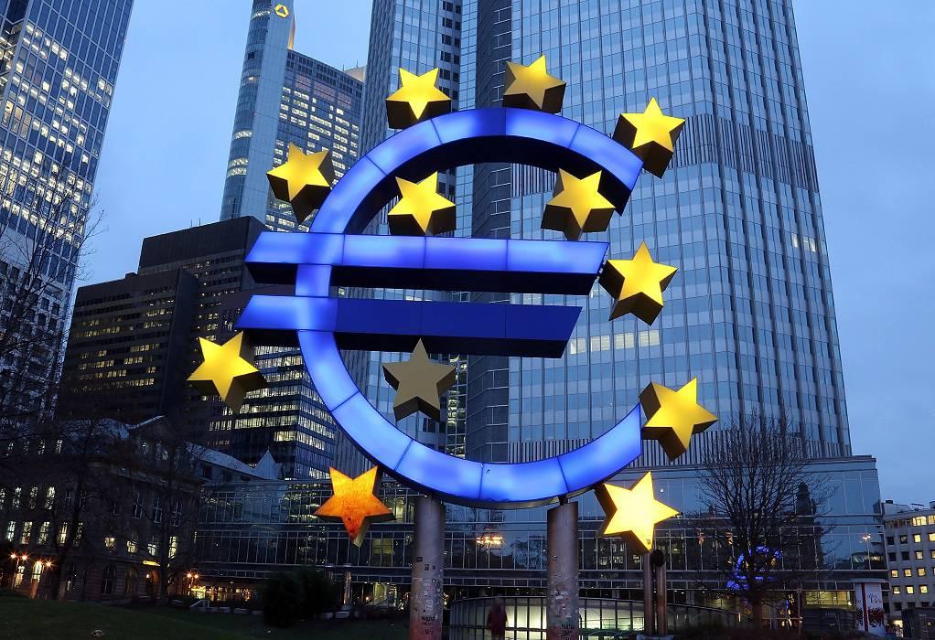 ΕΚΤ: Κίνδυνος για το ενεργητικό των τραπεζών μετά την άρση των μέτρων στήριξης