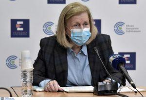 Θεοδωρίδου: Το τρένο του εμβολιασμού έχει ξεκινήσει