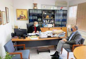 Καράογλου: O δήμος Θέρμης είναι αναπτυξιακός κόμβος της μητροπολιτικής ενότητας Θεσσαλονίκης