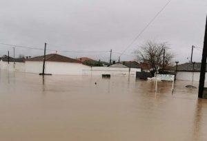 Σφοδρή κακοκαιρία με πλημμύρες στη Ροδόπη (VIDEO)