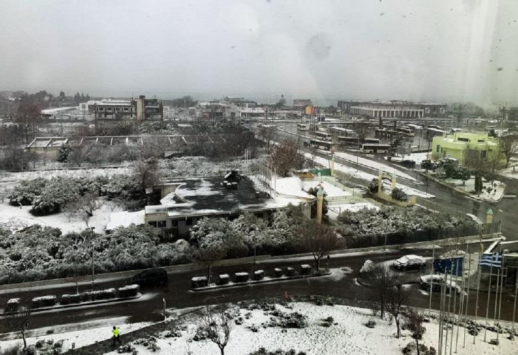 Κακοκαιρία: Άνοιξαν οι περισσότεροι δρόμοι στην Κεντρική Μακεδονία