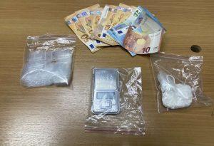 Καλαμαριά: Σύλληψη 30χρονου με κοκαΐνη και ζυγαριά