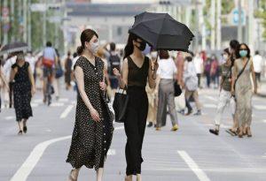 ΠΟΥ: Νέα μετάλλαξη κορωνοϊού στην Ιαπωνία