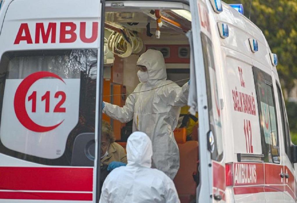 Τουρκία-Covid-19: Σχεδόν 62.000 κρούσματα και 362 νεκροί σε ένα 24ωρο