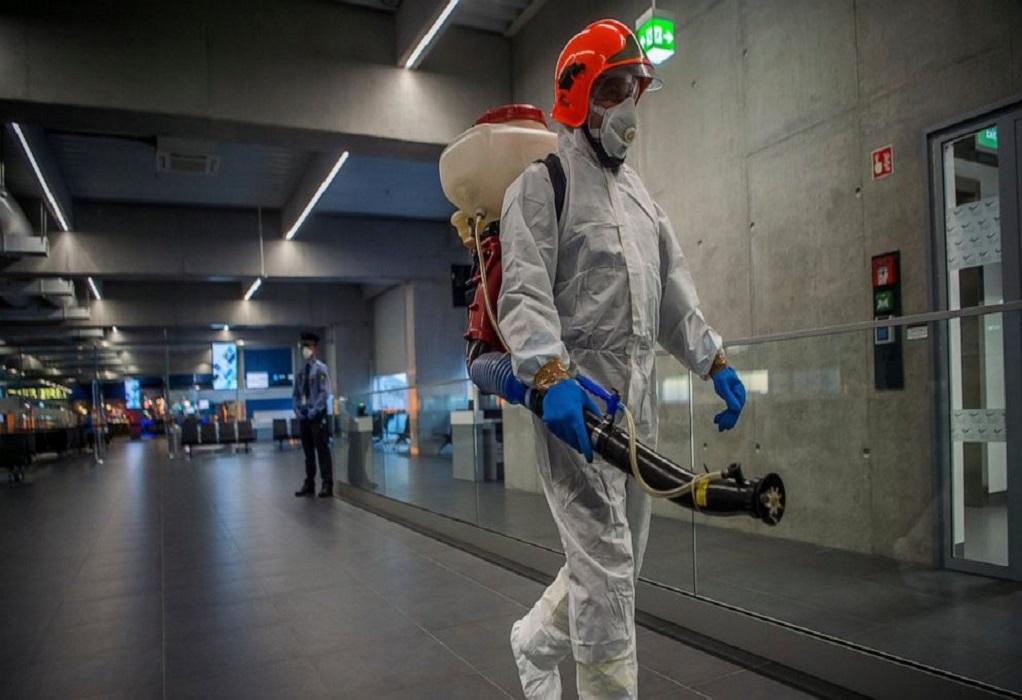 Ελβετία: Εντοπίστηκε παραλλαγμένο στέλεχος κορωνοϊού