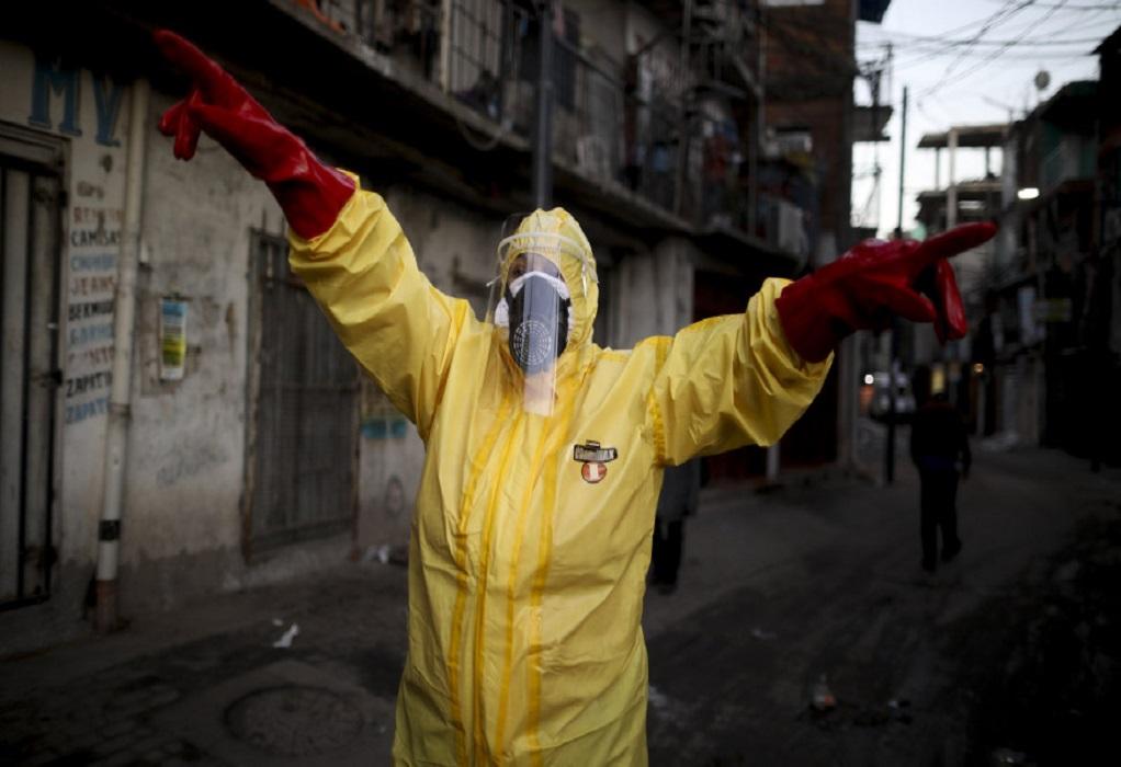 Κολομβία: Οι θάνατοι από Covid πλησιάζουν τους 50.000