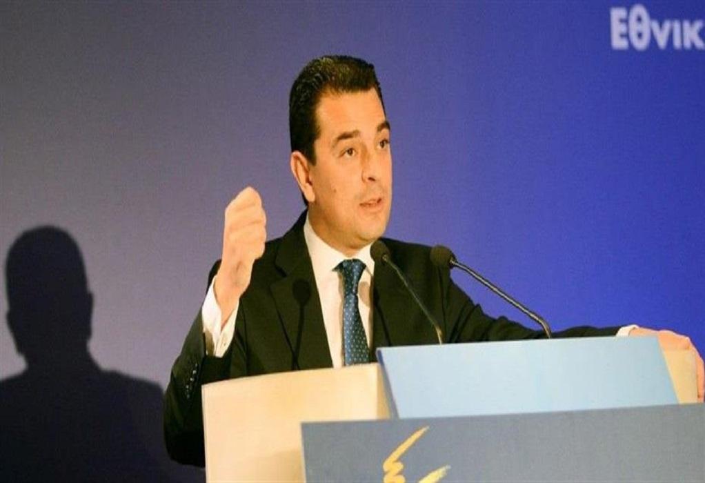 Κ. Σκρέκας: Ο διασυνδετήριος αγωγός Ελλάδας – Β. Μακεδονίας ενισχύει τον γεωπολιτικό ρόλο της χώρας μας