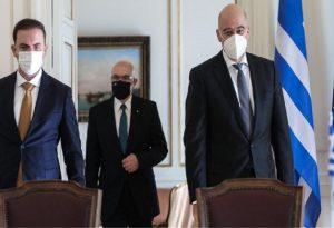 Οσμάνι: Ελλάδα και Βόρεια Μακεδονία είναι στρατηγικοί εταίροι