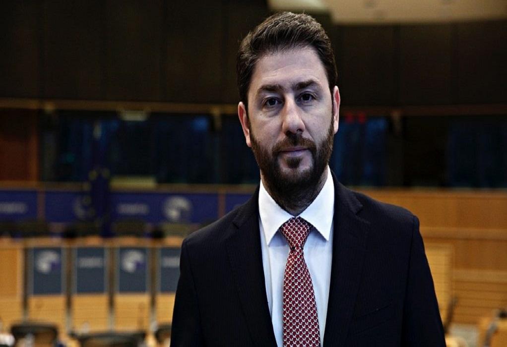 Ανδρουλάκης: Ταχεία ανάρρωση στη Φώφη Γεννηματά – Αναστέλλω την προεκλογική μου δραστηριότητα