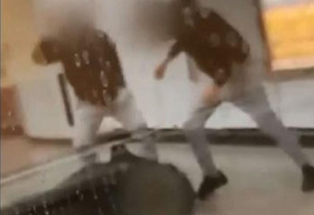 Εισαγγελική παρέμβαση για τον ξυλοδαρμό του σταθμάρχη στο μετρό