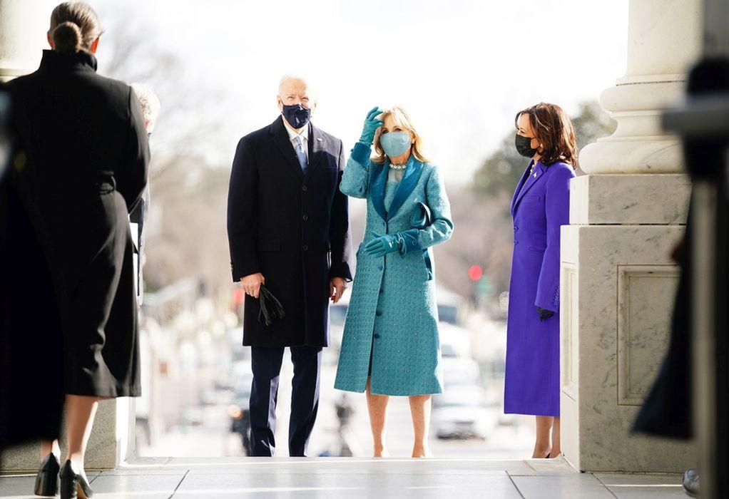 Live η ορκωμοσία του 46ου Προέδρου των ΗΠΑ Τζο Μπάιντεν
