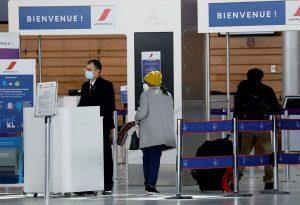 Κορωνοϊός-Γαλλία: Αυστηροί κανονισμοί για τα τεστ στους ταξιδιώτες εκτός ΕΕ