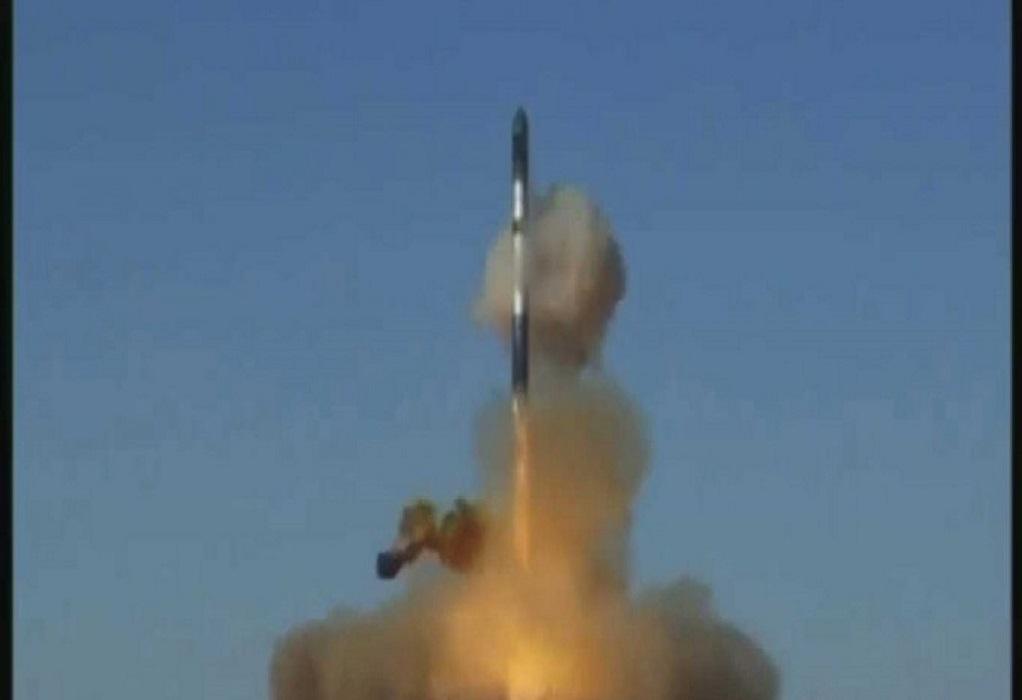 Ριάντ: Πληροφορίες για ισχυρή έκρηξη και αναχαίτιση πυραύλου (VIDEO)