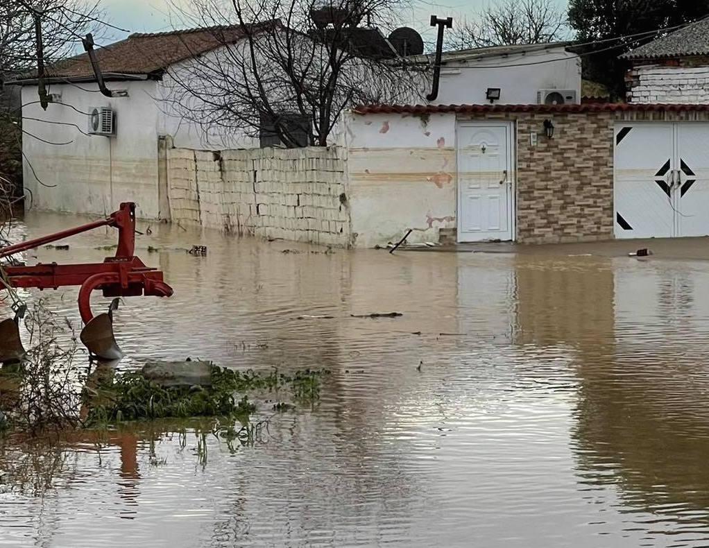 Πλημμύρισε (ξανά) το Μαυρομμάτι Ροδόπης – Προβλήματα σε Έβρο, Αγρίνιο