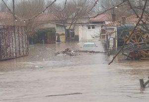 Ροδόπη: Άνθρωποι ξεσπιτώθηκαν, περιουσίες χάθηκαν από τις πλημμύρες
