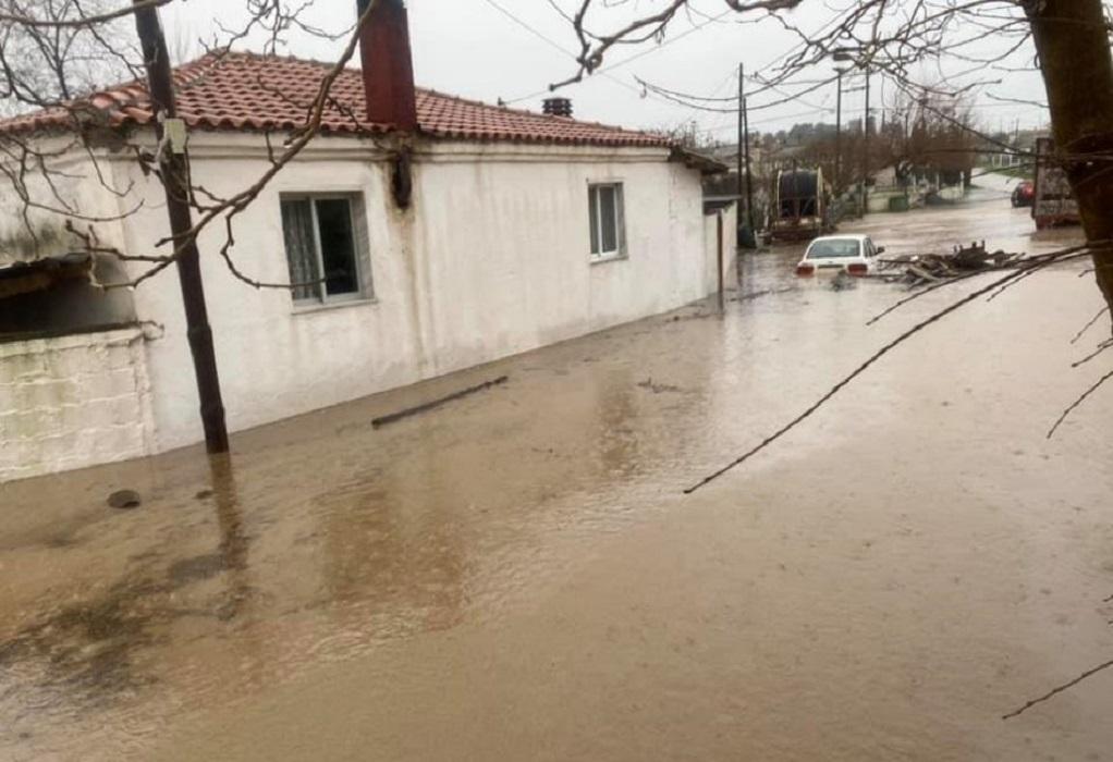 Σε κατάσταση έκτακτης ανάγκης ο δήμος Μαρωνείας-Σαπών