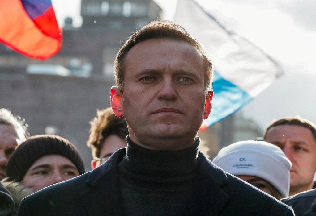 Υπόθεση Ναβάλνι: Την Πέμπτη θα εξεταστεί η έφεση