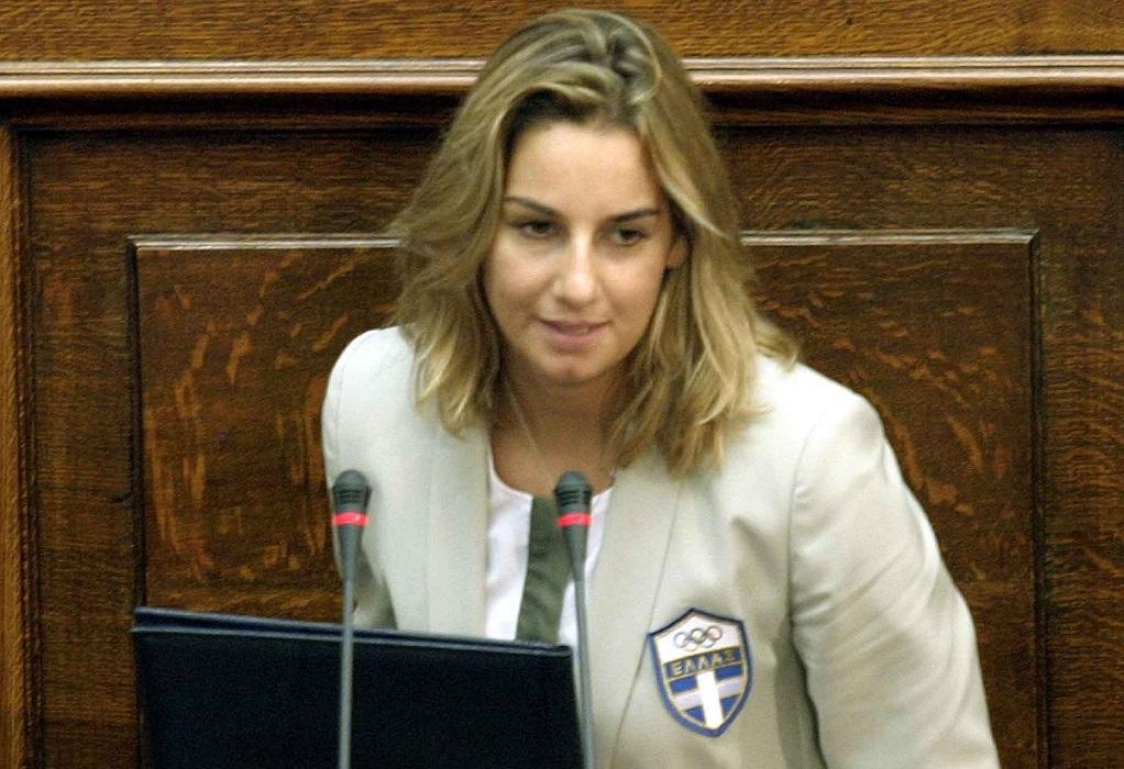Σοφία Μπεκατώρου: Παραιτήθηκε ο Αδαμόπουλος από την Ομοσπονδία