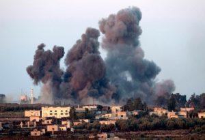Συρία: Τέσσερις άμαχοι σκοτώθηκαν από «ισραηλινή επίθεση» στη Χάμα