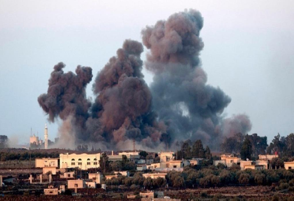 Τουρκία: Απάντησε σε πυραυλική επίθεση στη βόρεια Συρία
