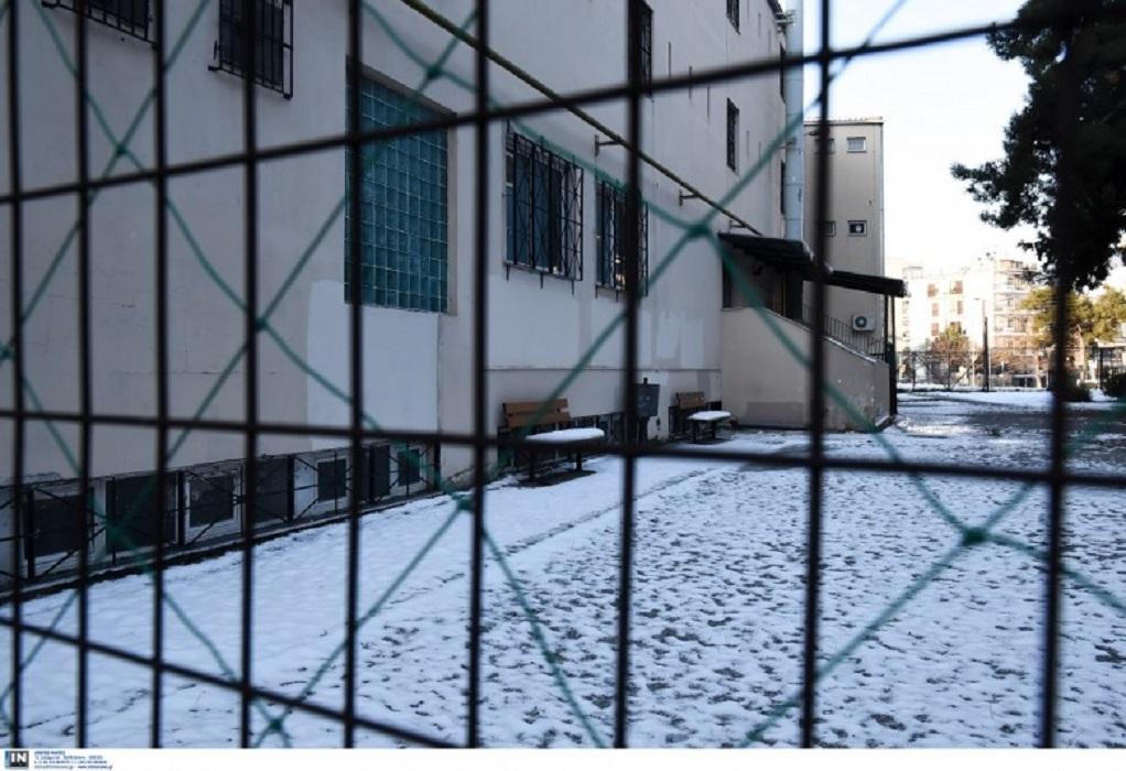Εορδαία: Κλειστά τα σχολεία αύριο λόγω παγετού