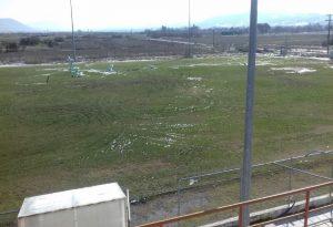 Θεσ/νίκη: Δικογραφία εις βάρος 24χρονου για τις φθορές το γήπεδο Ταγαράδων