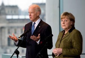 Κάλεσμα Μέρκελ σε Μπάιντεν για επίσκεψη στο Βερολίνο