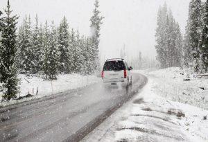 Θεσσαλονίκη: Οι δρόμοι που κλείνουν λόγω της χιονόπτωσης